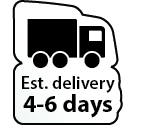 Estimated Delivery: 4-6 days